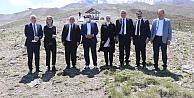 Vekil Yaman, Türkiyeyi dolaşıyor