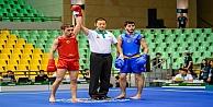 Wushu Şampiyonasında Dünya 2.si Oldu