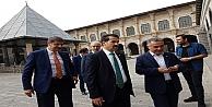 Yaman, Cumhurbaşkanı ile Diyarbakırdaydı