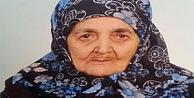 Yaşlı kadının cesedi bulundu