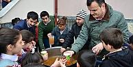 Yavuz Selimde Çanakkale menüsü dağıtıldı