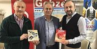 Yeşilay Kocaeli Şube Başkanı Gazetemizi Ziyaret Etti
