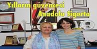 Yılların güvencesi Anadolu Sigorta