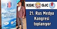 21. Rus Medya Kongresi toplanıyor