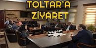 Ak Parti Gebze İlçe Başkanından Başkan Toltar'a Ziyaret