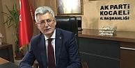 AK Parti İl Başkanı Ellibeş'ten kongre değerlendirmesi