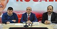AK Parti Kocaeli'ye yeni başkan!