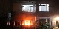 Apartmanda yangın