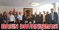 Basında Türkiye Özbekistan Dayanışması