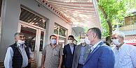 Başkan Büyükakın,  Çerkeşli köyünü ziyaret etti