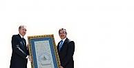 Başkan Köşker, Türkiye gündeminde