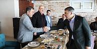 Başkan Şayir, STK'larla Dilovası'nı konuştu