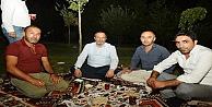 Başkan Toltar Piknikçilerle Buluştu