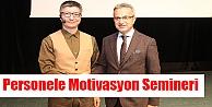 Belediye Personeline Motivasyon Semineri