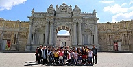 Bilgievi Öğrencileri Dolmabahçe Sarayı ve Miniatürk'te