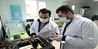 Bilgievleri, 3 boyutlu yazıcılarla  yüz maskesi üretiyor