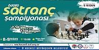 Büyükşehir'den ödüllü Satranç Şampiyonası