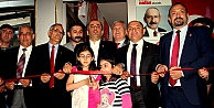CHP, İnönü'de SKM açtı