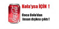 Coca Cola'da İnsan Dışkısı !