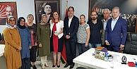 Çölyak Derneği çocuklar için CHP İzmit'i ziyaret etti