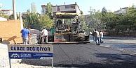 Cumhuriyet'te final asfaltı