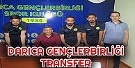 Darıca Gençlerbirliği'nde transfer