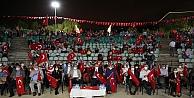 Darıca'da demokrasi nöbeti