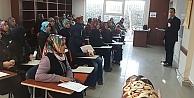Darıca'da eğitim çalışmaları!