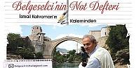 Dışişleri Bakanı Çavuşoğlu'na şehitlikler kitabımızı hediye ettik