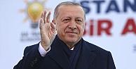 Erdoğan bugün Gebze'de!