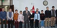 Fatih Talebe Yurdu'nda başarı ödüllendirildi.!