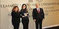 Gazeteci Osman Altınışık İzmit'te Kitabını Tanıttı