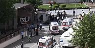 Gaziantep Emniyet Müdürlüğünde Çatışma