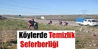 Gebze Belediyesi Köyleri Temizliyor