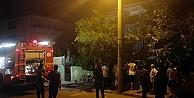 Gebze'de bir evde çıkan yangın kontrol altına alındı