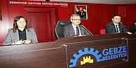 Gebze'de yılın ilk meclisi!