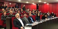 Gebze'de yılın ilk meclisi toplandı