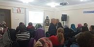 "GESMEK'lilere 'Anne-Baba Olmak"" semineri"