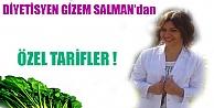 Gizem Salman'dan Özel Tarifler..