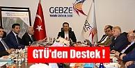 GTÜ'den Destek !