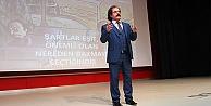 Haluk Öztekin 'farkındalık' ı Anlattı.