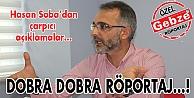 Hasan Soba ile dobra dobra!