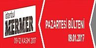 İhracatın Merkezi CNR Expo İstanbul Mermer Fuarı'na Hazırlanıyor