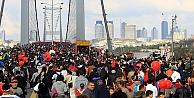İstanbul'da 23 bin kişi 1,5 yılda 55 ton zayıfladı