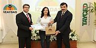 İZAYDAŞ'da mezuniyet töreni