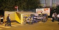 İzmit'te trafik kazası: 3 yaralı