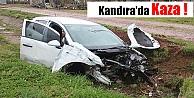 Kandıra'da Trafik Kazası !