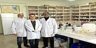 Karamürsel'de öğretmenler dezenfektan ve kolonya üretti