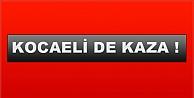 Kocaeli'de tır otomobile çarptı: 3 ölü