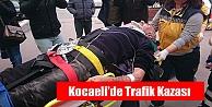 Kocaeli'de Trafik Kazası !
